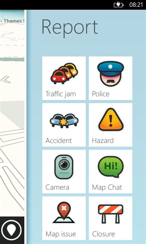 waze phone number related keywords suggestions for waze icons