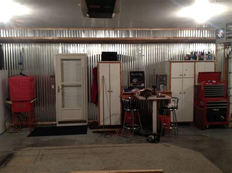 how to finish garage walls best garage finishing ideas homesfeed