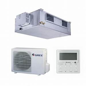 Gree Air Conditioning GFH24K3FI 7kW Ducted Unit 240V50Hz
