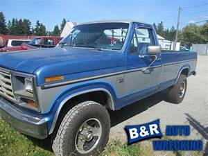 85 86 87 Ford F250 Manual Transmission 4 Speed Warner T
