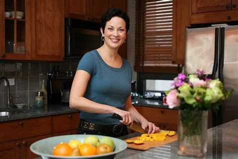 cooking in the kitchen a cooking show host s recipe for kitchen success the new