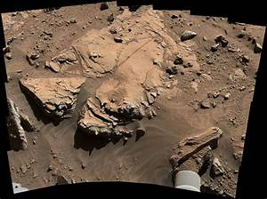 Curiosity Reaches Out to Scrutinize Next Martian Drill ...