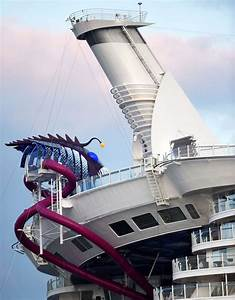 MS Harmony of the Seas is the world's largest cruise ship ...
