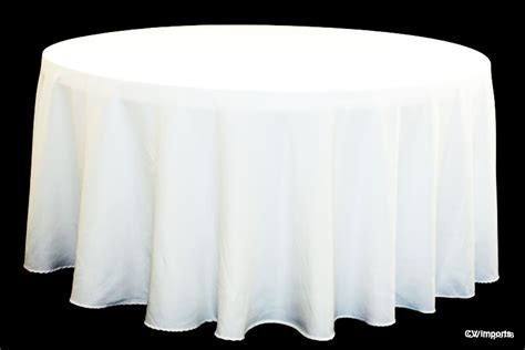 round white table cloth table linens round decoration news