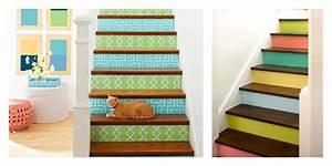 couleur escalier peinture obasinccom With couleur bois de rose peinture 10 cage descalier 20 idees deco pour un bel escalier
