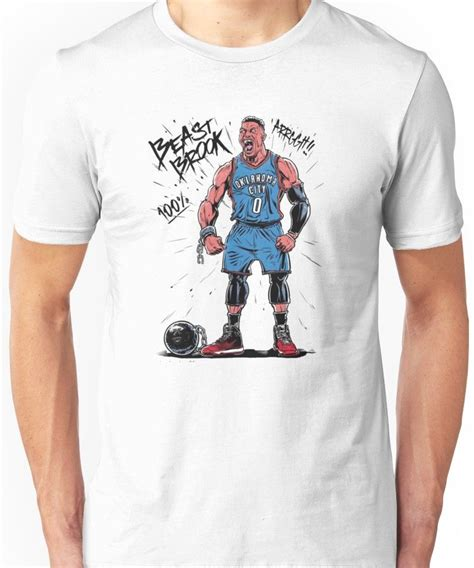 Russell Westbrook Unisex T Shirt Zelitnovelty