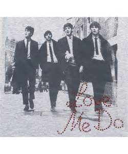 Love Me Do Beatles T-Shirt