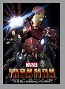Iron Man: Rise of Technovore (Movie) - Comic Vine