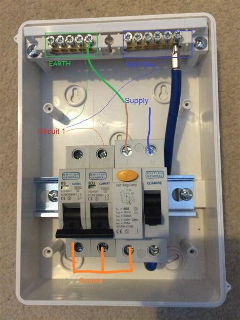 Electrical Fuse Box Regulation image result for how to wire garage fuse box electrical wire