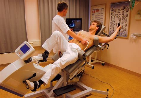 echo test stress echocardiography with semi supine bicycle tidsskrift for den norske legeforening