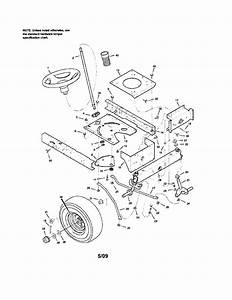 Yard King Tractor Parts