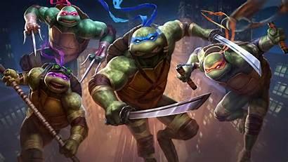 Ninja Turtles Mutant Teenage 4k Wallpapers Turtle