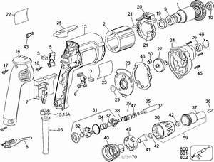 Dewalt Dw274 Screwdriver Parts  Type 2  Parts