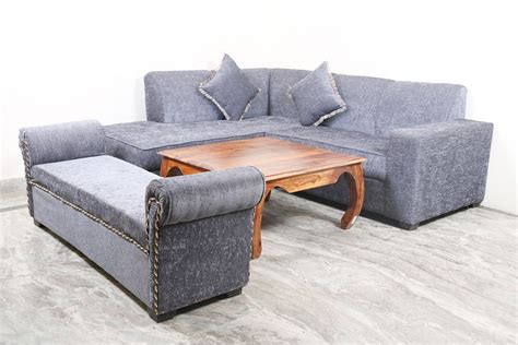 Used Settee by Grey L Shape Sofa With Settee Used Furniture For Sale