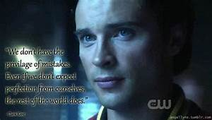 Just Finished S... Favorite Smallville Quotes