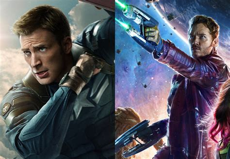 Chris Pratt On Who Would Win In A Fight: Captain America ...