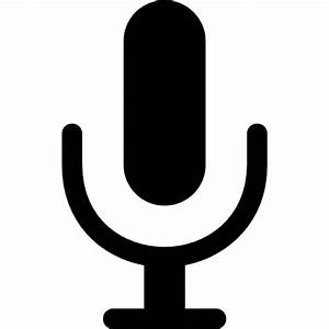 Microphone voice Icons   Free Download