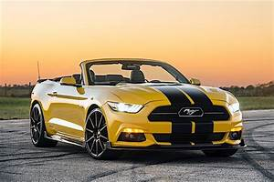 Up For Sale Next Month: Hennessey HPE750 '16 Mustang GT
