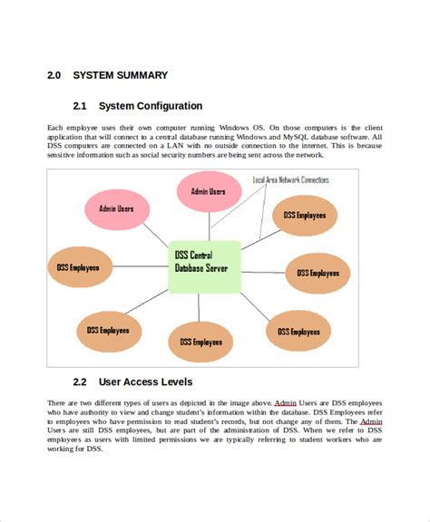 User Manual Template For Software by Word Manual Template 5 Free Word Documents