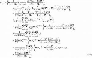 Quantum Physics Formulas And Equations