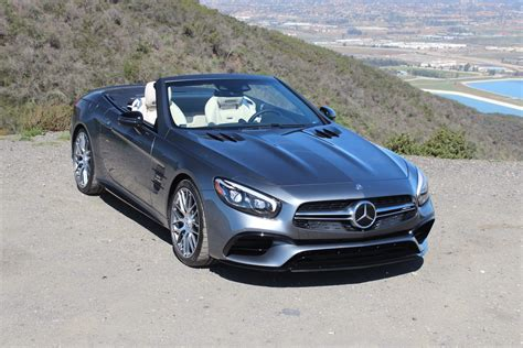 Mercedes Sl Class Hd Picture by 2017 Mercedes Sl Class Drive Review