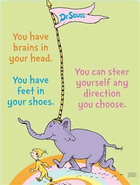 dr seuss quotes  love life  learning