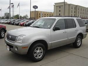 2002 Used Mercury Mountaineer Convenience At Witham Auto