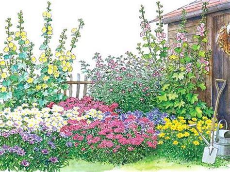 Ein Bauerngartenbeet Zum Nachpflanzen  Mein Schöner Garten