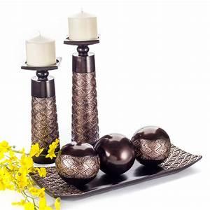 Dublin, Decorative, Candle, Holder, Set, Of, 2
