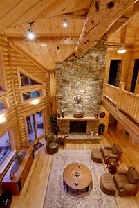 Great Rooms Timberhaven Log Timber Homes