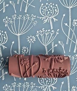 Rodillos para pintar las paredes con textura