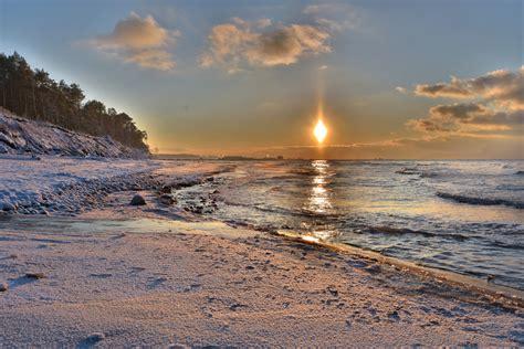 Staldzenē neredzēti skaistas ziemas ainavas | SKATIES