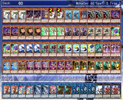 60 Monsters Strongest Deck Ever Will Dominate Vrains Era