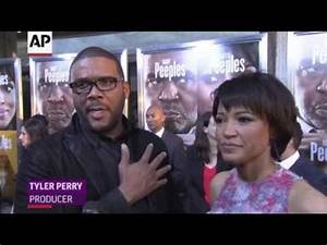Tyler Perry and His 'Peeples' - YouTube