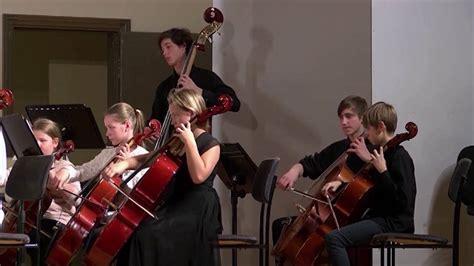 Krimuldas un Limbažu jauniešu simfoniskais orķestris//Aivars Bunķis- trīs miniatūras izrādei ...