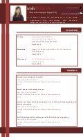 resume writing  students  freshers
