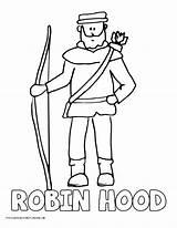 Robin Hood Coloring History Pages Robinhood Printable Robins Printables Vol Myhomeschoolprintables Worksheet Volume Homeschool Hoods Worksheets Club sketch template