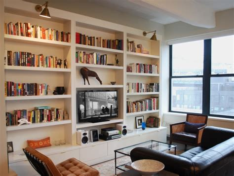 How Much For Those Gorgeous Builtin Bookshelves?