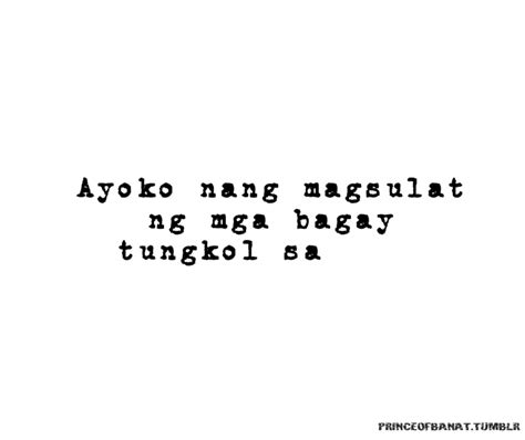 life quotes tumblr tagalog image quotes  hippoquotescom