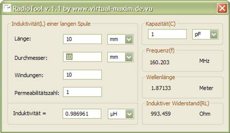 virtual maxim radiotool