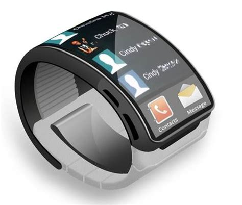 neue informationen zur galaxy gear smartwatch