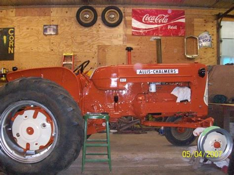 allis chalmers paint colors paint color ideas