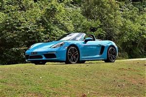 Porsche Boxster S : porsche 718 boxster s road test ~ Medecine-chirurgie-esthetiques.com Avis de Voitures