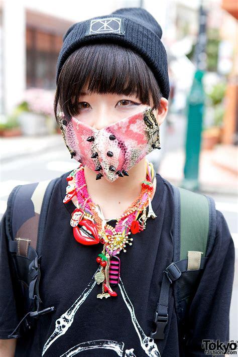 pop fans  face masks boy london frankenweenie
