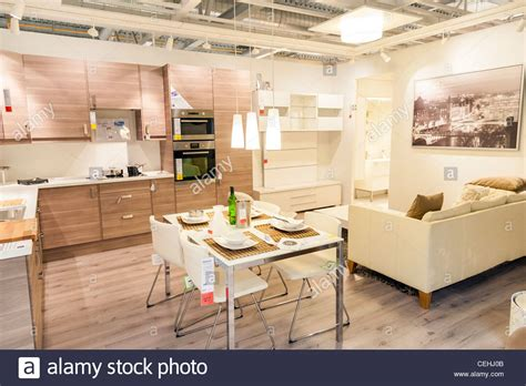 ikea kitchen furniture uk ikea store uk stores stock photos ikea store uk stores