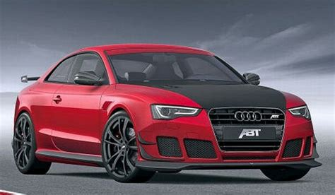 audi rs   abt sportsline review top speed