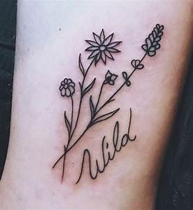 Tatouage Fleur Signification : 1001 dessins de tatouage fleur et leurs significations ~ Melissatoandfro.com Idées de Décoration