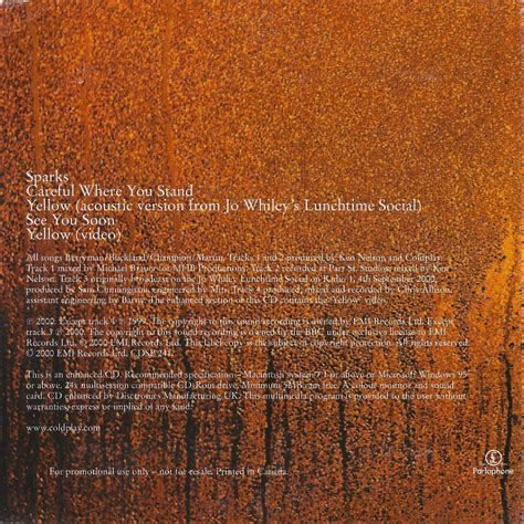 Coldplay Acoustic Cd Promo Free Download Borrow