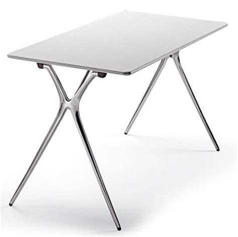 table de bureau pliante table de réunion pliante et empilable 140x60 bureau