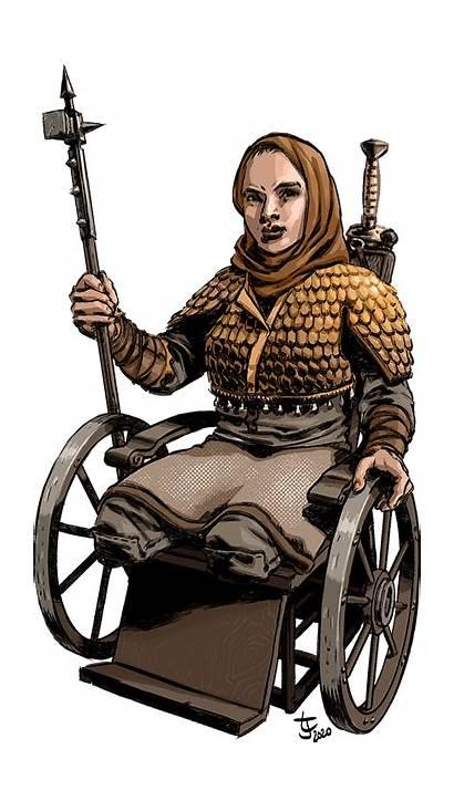 Wheelchair Combat Future Return Could Fantasy Geeknative